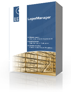 ILSE LagerManager - Software zum Lagermanagement Verpackung