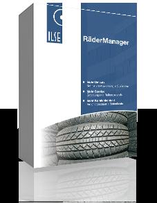 ILSE RäderManager von ILSE Intelligente Software-Entwicklung Erlangen